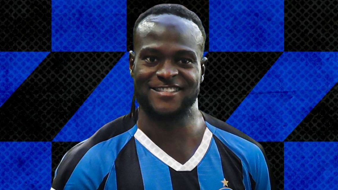Moses Signs For Inter