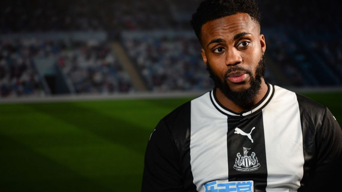 Newcastle Sign Danny Rose