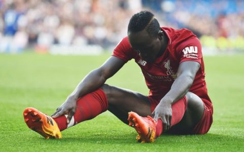 Sadio Mane Injury