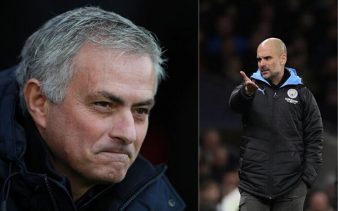 Jose Mourinho And Man City Ban