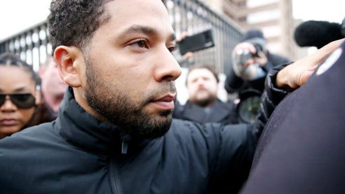 Jussie Smollet In New Charges