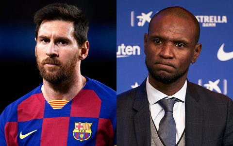 Lionel Messi Hits Hard On Abidal