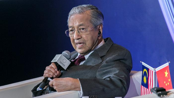 Malaysian Prime Minister Resigns