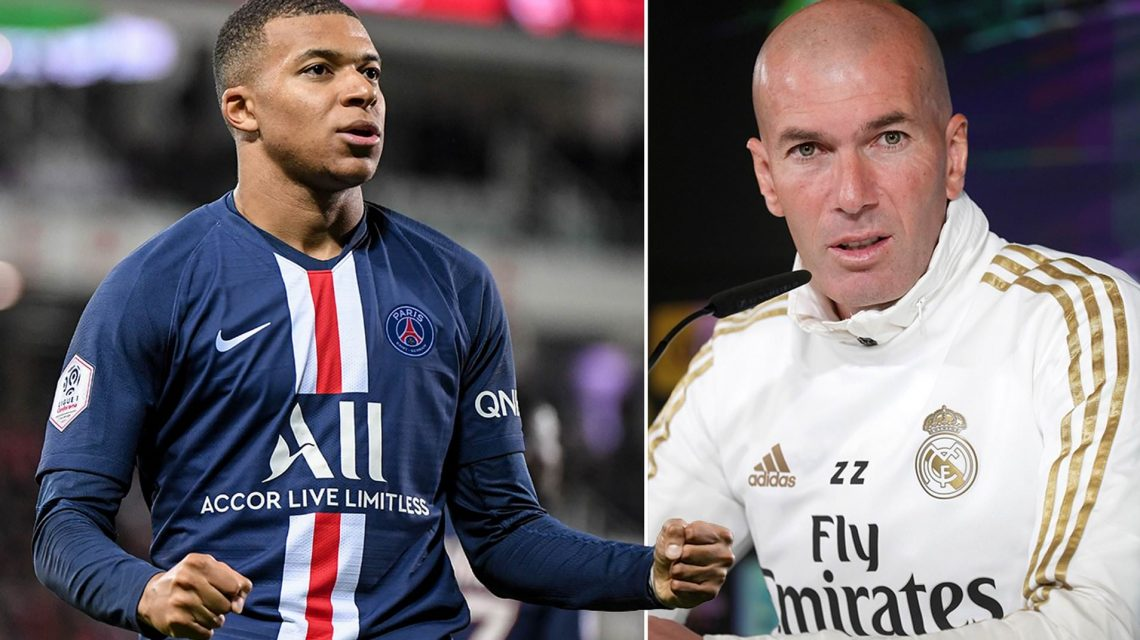 Mbappe Discloses Outcome Of Metting With Zidane