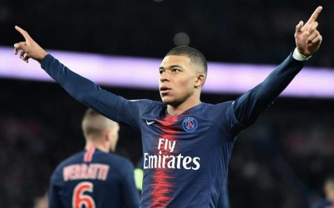 Mbappe Sets Eyes On Madrid