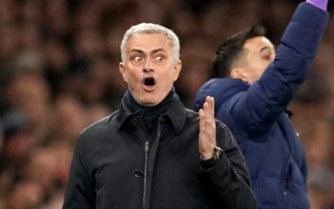 Mourinho Says He Does Not Need Rest