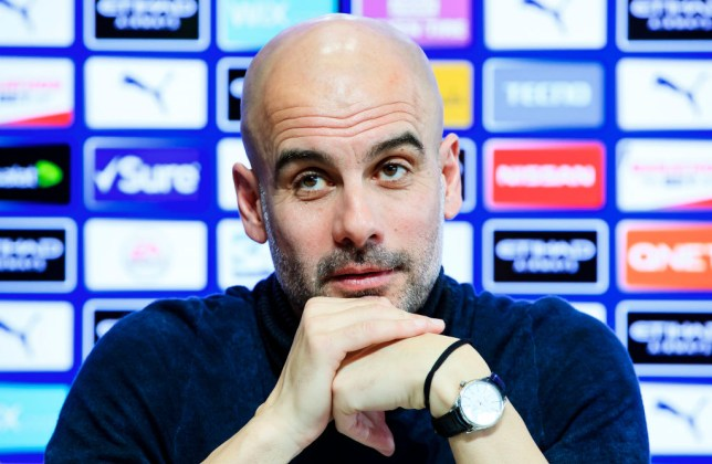 Pep Promises To Stay