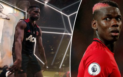Pogba Set To Return