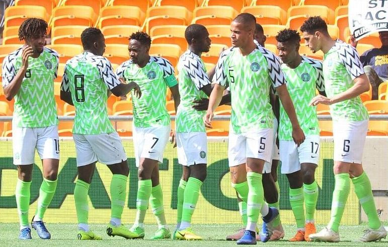 Super Eagles To Face Sierra Leone