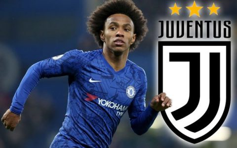 Willian To Juventus