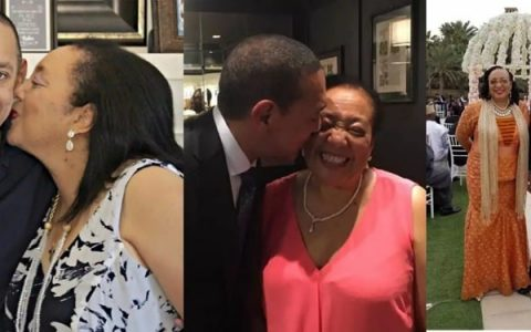 Ben Murray Bruce Loses Wife