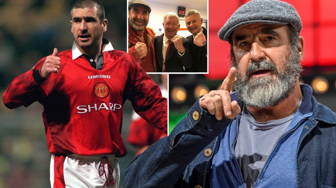 Cantona To Return To Old Trafford
