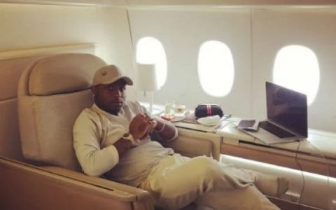 Davido and His Wealth Display