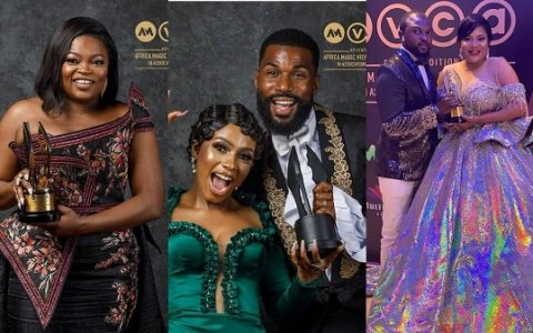 List Of AMVCA Awards 2020