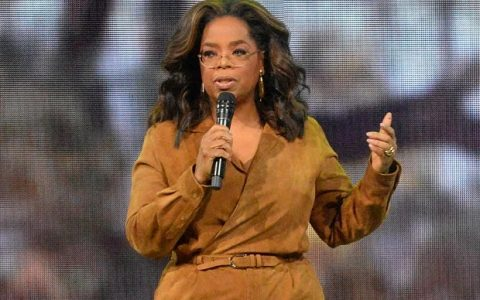Oprah Winfrey Refutes Sex Trafficking Claims