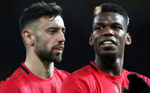 Paul Pogba Not Needed At Man U