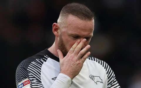 """Derby County football club captain Wayne Rooney said he believes footballers in England were treated like 'guinea pigs' prior to the FA pressing pause on the season. This development has come after the spread of the deadly coronavirus has prompted the suspension of matches in various leagues across Europe. According to 90 Min, the English professional footballer also stated that the Premier League should consider starting in winter for the next two seasons to get the sport back on track. .The former Manchester united star expressed his feelings on the issue stressing that it has hit as hard as any footballer by the FA's decision to postpone professional football in the country until at least April, due to the ongoing COVID-19 pandemic. Rooney who also supported the suspension said it was the rigjt decision, but he says the amount of time authorities took over the decision left footballers feeling like 'guinea pigs' who were put at needless risk as the rest of sport shut down. Rooney who wrote in The Times said, """"When I drove into training on Friday morning with my gear in the back, ready to travel to London, I was thinking, 'I don't want to travel, I don't want to play, I don't want to put my family at risk or for fans to be at risk.' """"After the emergency meeting, at last the right decision was made — until then it almost felt like footballers in England were being treated like guinea pigs. The rest of sport — tennis, Formula One, rugby, golf, football in other countries — was closing down and we were being told to carry on. I think a lot of footballers were wondering, 'Is it something to do with money being involved in this?' On the way out of the suspension, Rooney suggested that everything should be done to finish the season."""