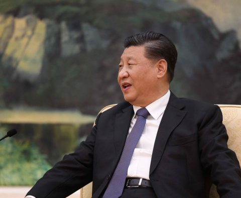 Xi Offers To Help US