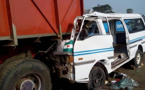 Lagos Ibadan Accident