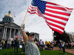 Protesters In US