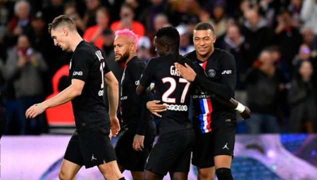 PSG Crowned Champions