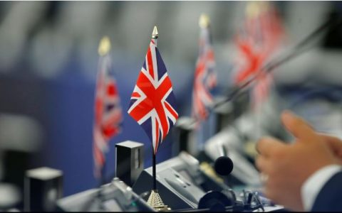 UK Economy Shrinks