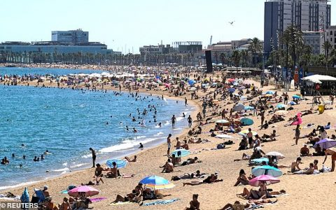 Germany Warns Holiday Makers