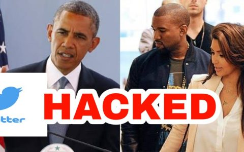 Celebrities Twitter Accounts Hacked