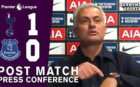 Jose Speaks After Tottenham Win