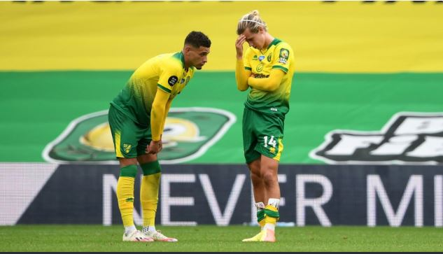 Norwich Relegated From EPL