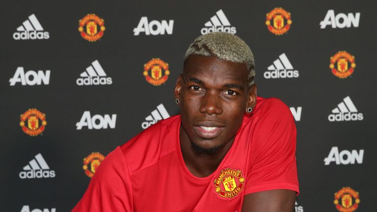 Paul Pogba Set To Sign New Contract