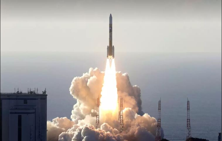 UAE Launches Mission To Mars