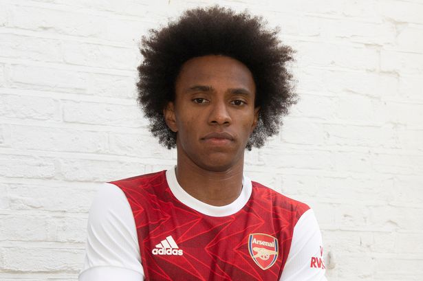 Arsenal Signs Willian