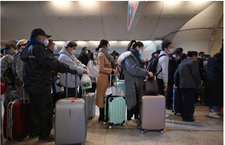 China Eases Travel Restrictions