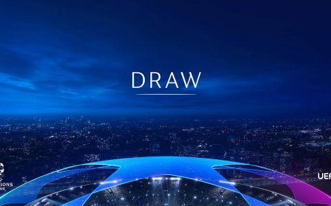 Draw For Champions League