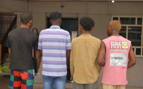 EFCC Arrests Four Suspects