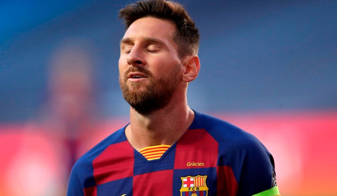 Messi Wants To Leave Barca