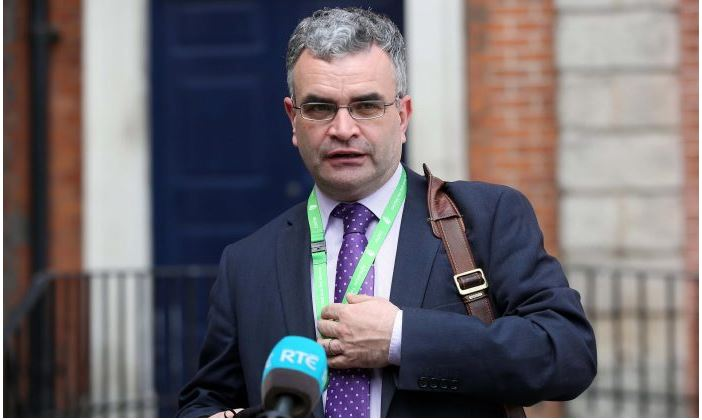 Minister of Agriculture In Ireland