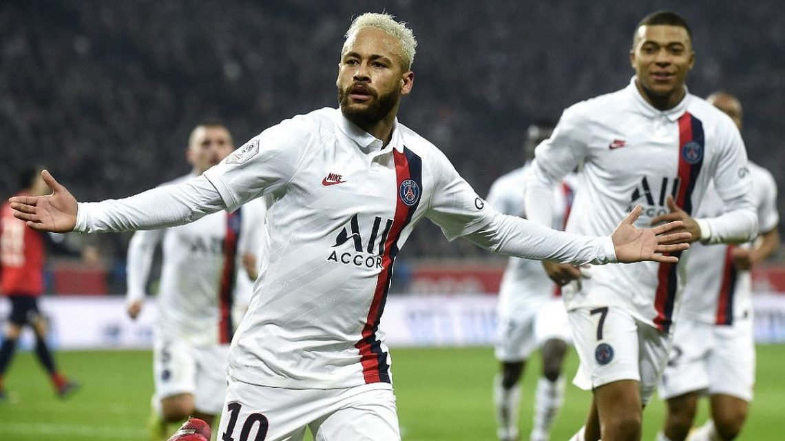 PSG Beat Atlanta