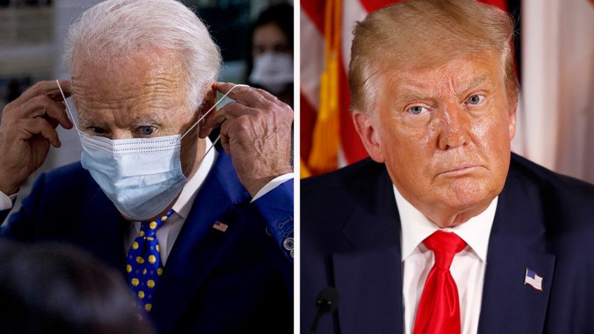 Trump Urges Biden To Undergo Drug Test