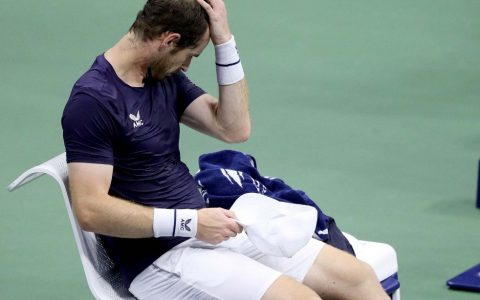 Andy Murray Knocked Out