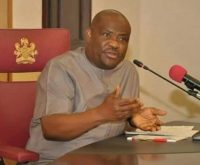 Governor Nyesome Wike