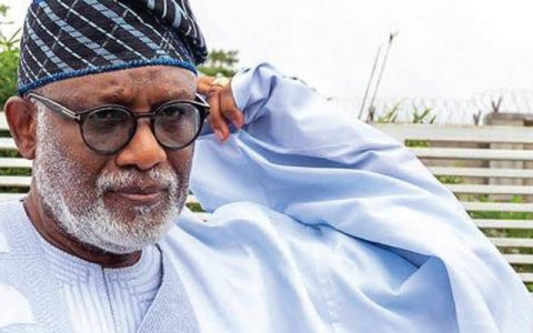 Akeredolu Wins Ondo Election