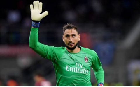 AC Milan Goalkeeper Tests Positive