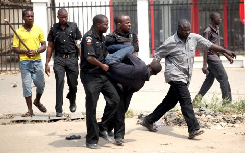 Hoodlums Arrested In Lagos