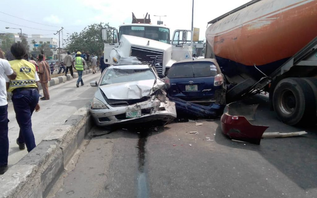 Lagos-Ibadan Crash