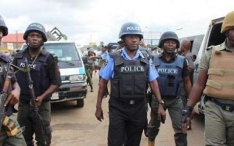 Police and Ondo Election
