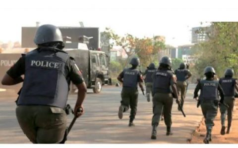 Police Rescue Man In Ondo