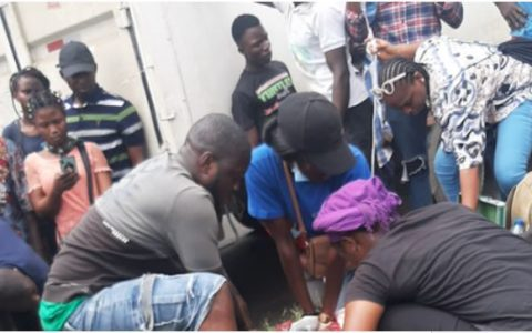 Hoodlums Attack Protest In Osun
