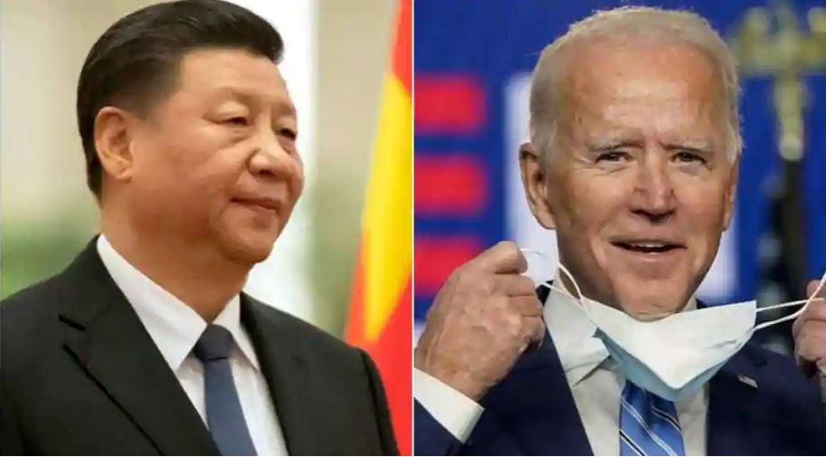 China Congratulates Biden, Harris
